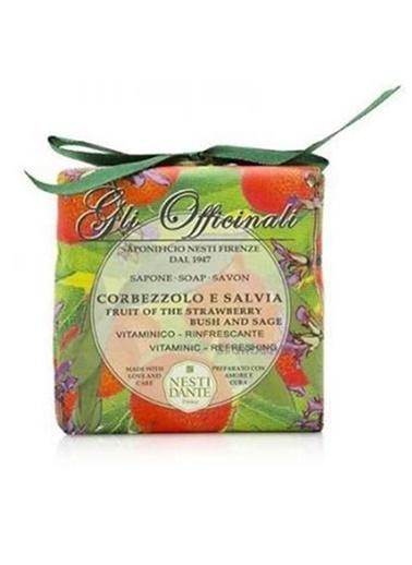 Nestidante Nesti Dante Gli Officinali Strawberry Tree & Sage Sabun Temizleyici Renksiz